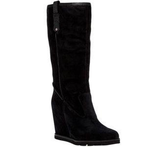 UGG Wedge Tall Boots - NWT